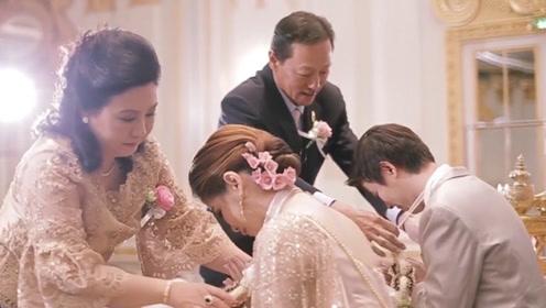 泰国结婚的奇葩习俗,男女竟要做这件事,让人无法接受