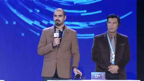 """第五届中国""""互联网+""""创新创业大赛总决赛冠军争夺赛"""