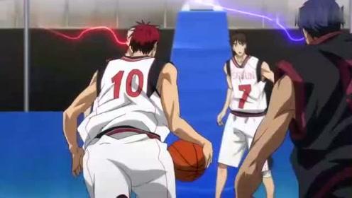 黑子的篮球,一群笨蛋们用篮球燃烧了整个青春!
