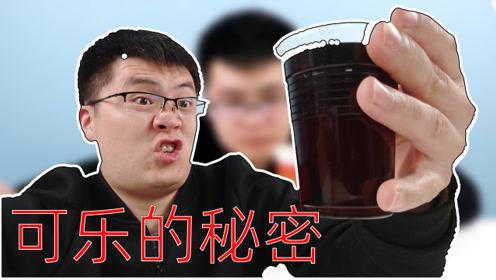 饭店的可乐是这样做出来的?总算知道为什么能无限续杯了