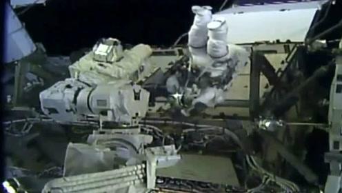 NASA称实现了首次全女性宇航员太空行走