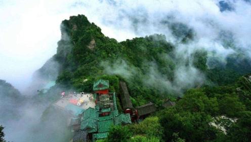 """中国最""""赚钱""""的一座山,一年狂赚53个亿,比泰山赚钱太多"""