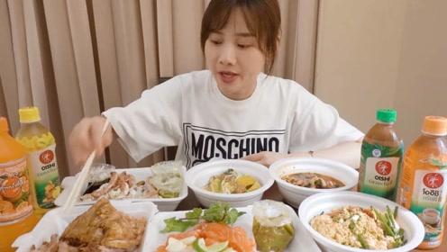 密子君·花300元排队打包的泰国网红料理究竟值不值?