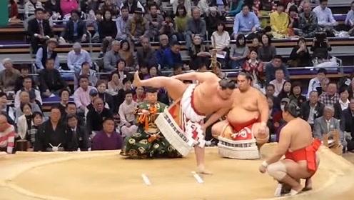 """日本相扑有多赚钱?美女疯抢着嫁,原因让人""""脸红""""!"""