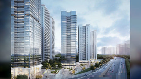 """长沙高铁新城,为什么变得越来越""""慢"""""""