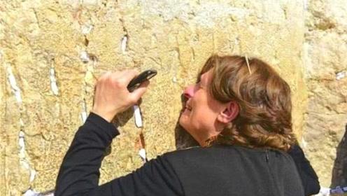 """最""""悲伤""""的墙壁,每年上万人前来哭泣,距今已有百年历史"""