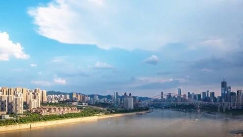 外国人来我国重庆旅游,瞬间就傻眼了,中国管这个叫山城?