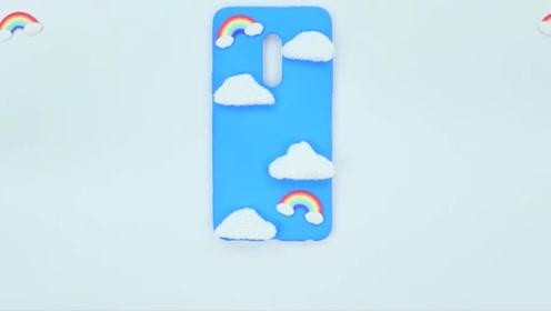 趣味恶作剧:搞笑DIY手机壳逗乐闺蜜,下雨天和创意更搭配哦!