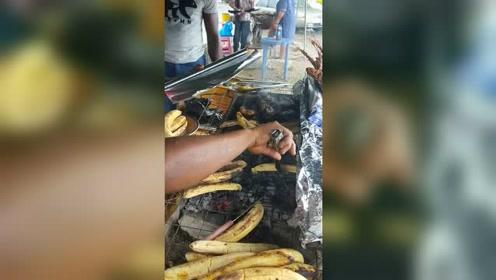 在非洲,这是人人吃得起的烧烤!