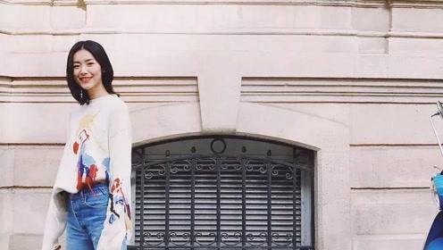 大毛衣+阔腿裤,才是秋冬最慵懒时髦的打开方式!