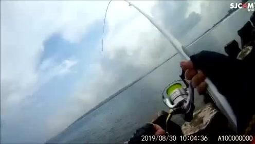 钓鱼海钓矶钓,有个好钓点是件幸福的事情