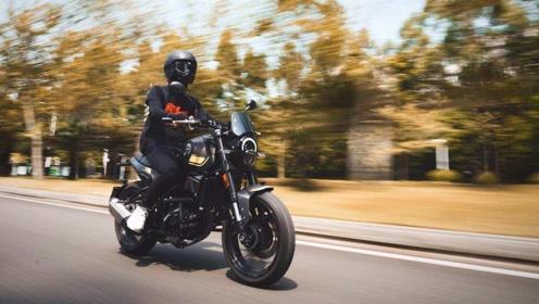 年轻人的第一辆摩托,就买它了!