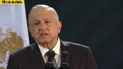 墨西哥释放毒枭之子 墨总统发声:我支持警方这个决定