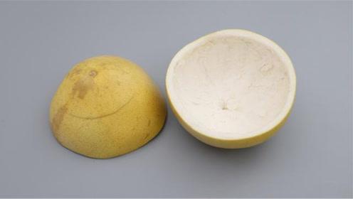 柚子皮可别再扔了,用打火机烧一烧,一个比一个实用,涨知识了