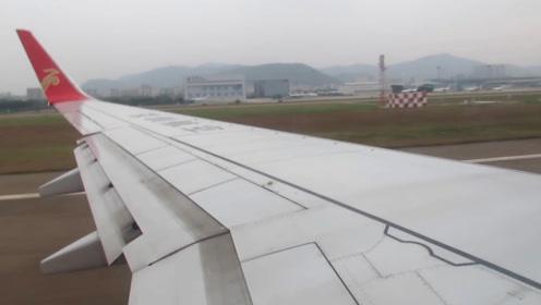 飞机机翼上有很多活动翼面,难道是飞机坏了?看完秒懂!