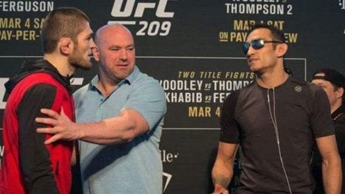 """他是UFC28战不败的最强""""鹰王""""的终极死敌"""