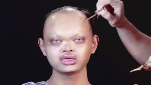"""世界上最""""厉害""""化妆术,泰国丑女秒变美女,网友:有点心动"""