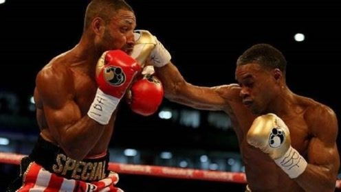 不败世界拳王的火爆重拳直接KO对手