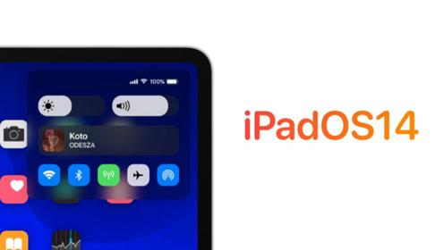 iPadOS 14概念预告片曝光!