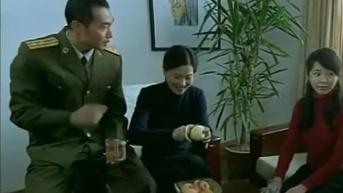 老婆被妹夫欺负,军人老公替老婆出气,不料妹夫军衔也不小