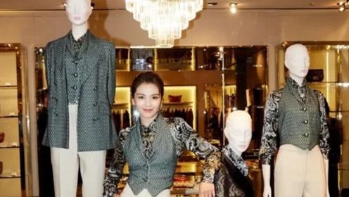 """刘涛是有多自律,41岁穿印花衬衣配小马甲,秀""""蚂蚁腰""""超吸睛"""