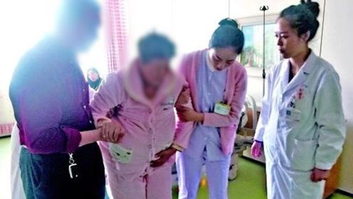"""山东枣庄67岁产妇生女取名""""天赐"""" 孙女曾到医院探望"""