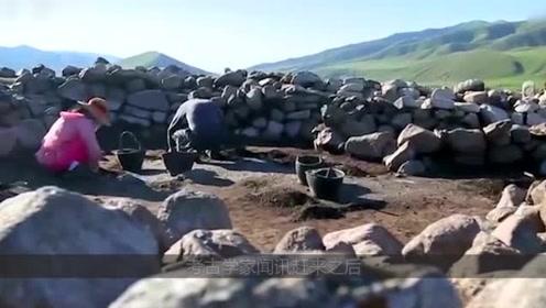 山里出土大墓,距今已有3100年,专家感叹:又一古国出现了