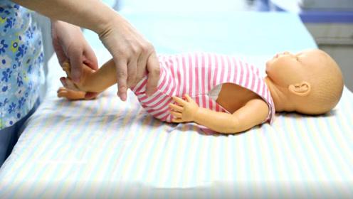 这样给宝宝做按摩,宝宝可舒服了,新手妈妈学起来