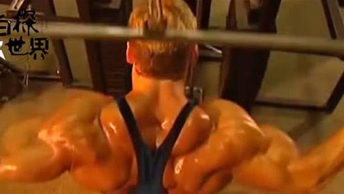 世界体脂最低的健美猛男,30岁时离开了人世!法医解剖后真相令人咋舌