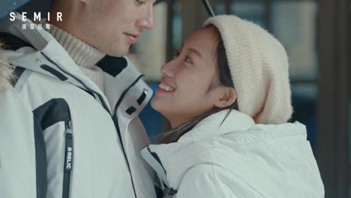 """100个讨厌冬天的理由,都抵不过一句""""我爱你"""""""