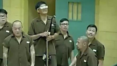 发哥致敬当年监狱风云,再唱友谊之光,重现当年经典
