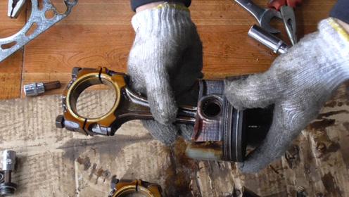 汽车发动机烧机油,你知道需要更换哪些零件吗?