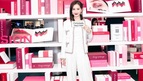 刘诗诗:复工后首亮相,会对新角色的妆容造型提出小建议!
