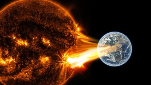 太阳风暴对地球有多大影响?科学家:高压电瘫痪!GPS失灵!