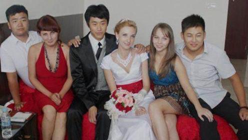 嫁到中国的俄罗斯美女,婚后过得怎么样?中国小伙:有一点受不了
