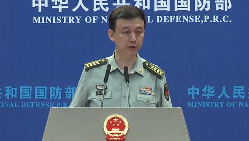 """中国军机飞入韩国防空识别区已""""打过招呼""""?国防部一句话阐述事实"""