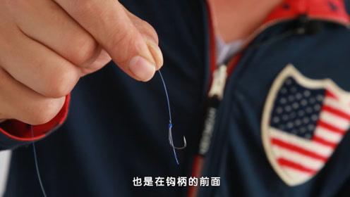 竞钓大师手把手的教你绑子线,以后可不用再为绑钩犯愁了!