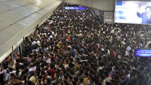耗资1450亿卢比建成的印度地铁,因没多少人愿意坐,仅6年破产