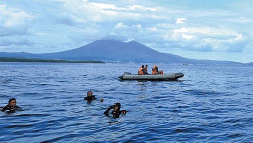 三名中国游客在印尼潜水失踪 都是在印尼工作的中资企业员工