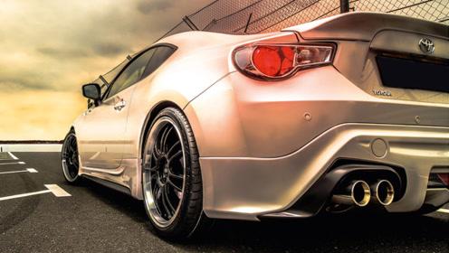 全新丰田86,动力配置将升级,又是一个改装利器