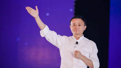 马云落泪辞任CEO,单膝一跪泣不成声,首富真的老了!