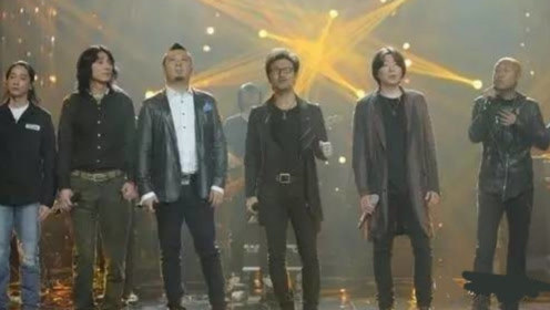 十年难遇的一次合唱!中国摇滚界半壁江山演绎《礼物》,震撼全场