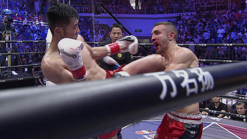 中国拳手太可怕!9大KO集结,场场燃爆,老外被打到KO都不敢相信