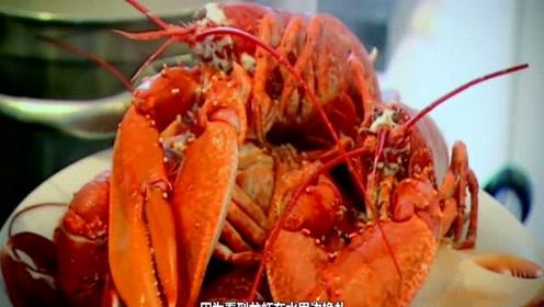 大龙虾怎么处理难道外国人,还是中国厨师有办法