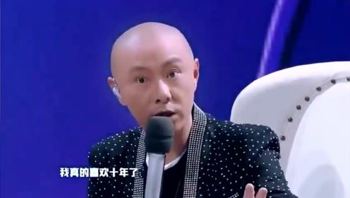 张卫健自曝喜欢罗志祥10年了,闹乌龙错认也是超尴尬了