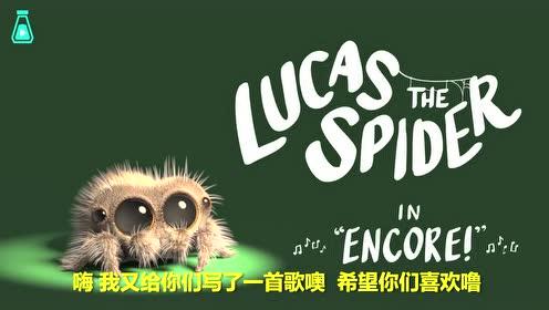 小蜘蛛Lucas的小奶音