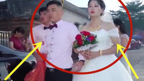 30岁老光棍娶22岁少妇,新娘满脸不高兴,只因彩礼给了42万!