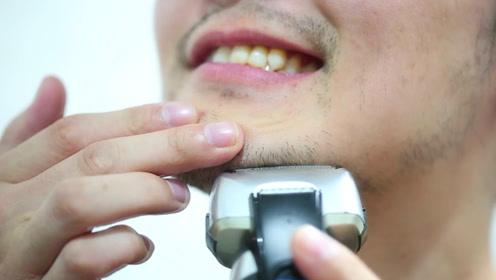 """胡子总是刮不干净,牛人根据""""须""""求发明剃须刀,销售用户破10亿"""