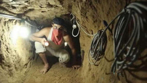 """最""""敬业""""的盗墓贼,花费20年挖通墓室,为偷宝物在古墓上盖房!"""