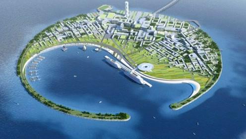 """中国即将再添一个""""人工岛""""?令众国羡慕,你知道是哪吗?"""